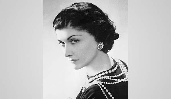 Coco Chanel da giovane