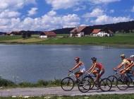 Vacanze in bicicletta: i percorsi nei dintorni di Losanna