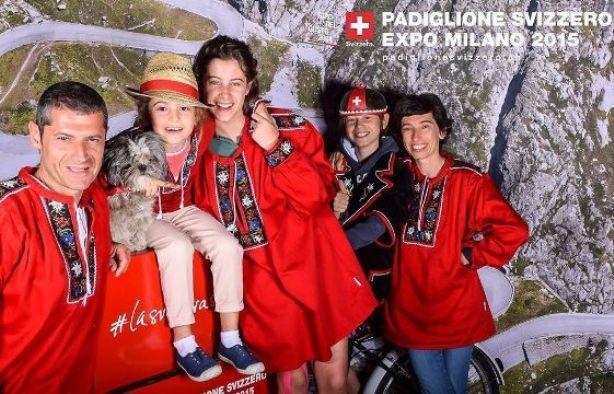 Svizzera Expo 2015