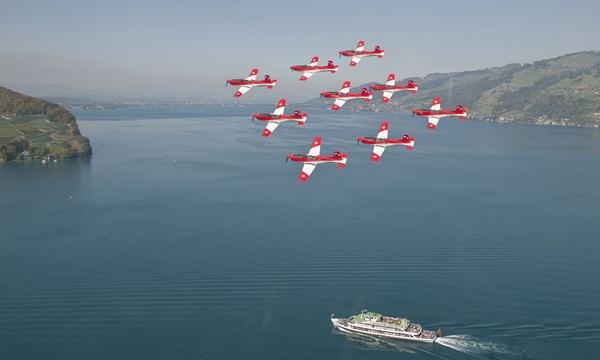aerei svizzera