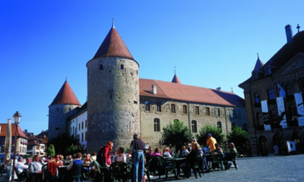 Castello Yverdon