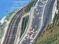 Al via la Maratona di Losanna sulle rive del Lago di Ginevra