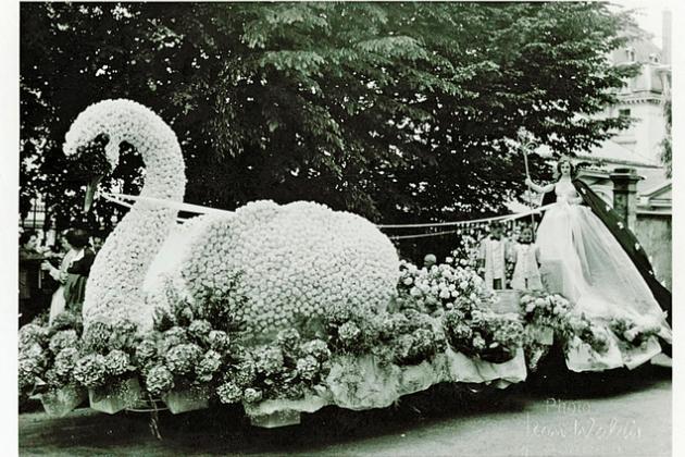 Festa narcisi Montreux storica