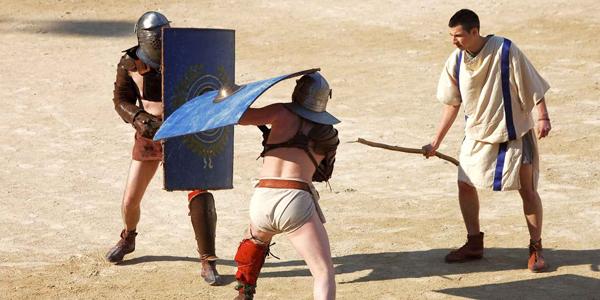 gladiatori aventicum 2015