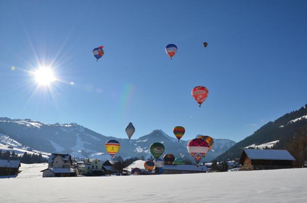 Festival Mongolfiere Svizzera
