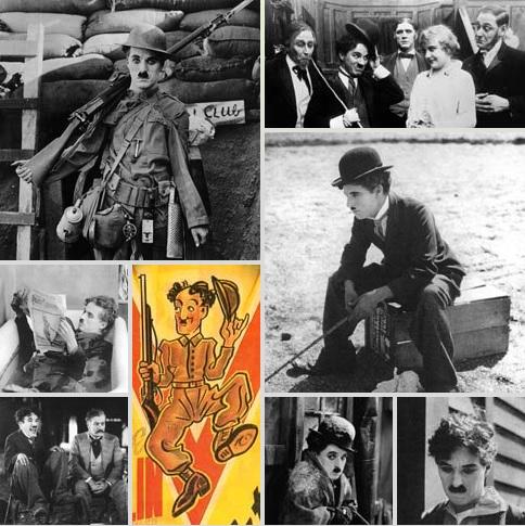 Charlie Chaplin artista