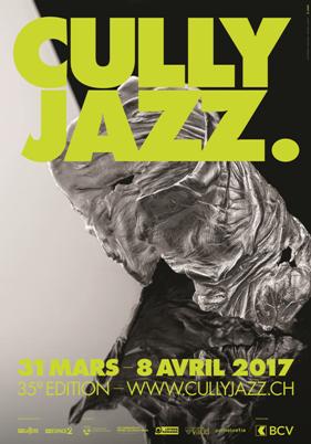 Locandina Cully Jazz Festival 2017
