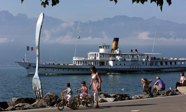 Vevey Svizzera