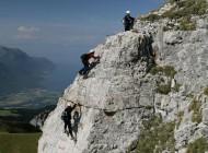 Via ferrata, escursioni mozzafiato in cima alle Alpi vodesi