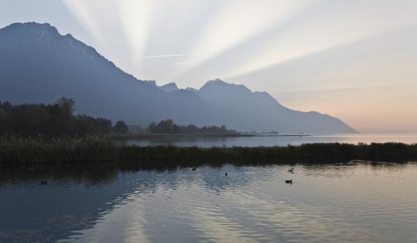 Les Grangettes Vaud Svizzera