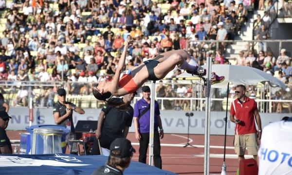 Athletissima salto con l'asta