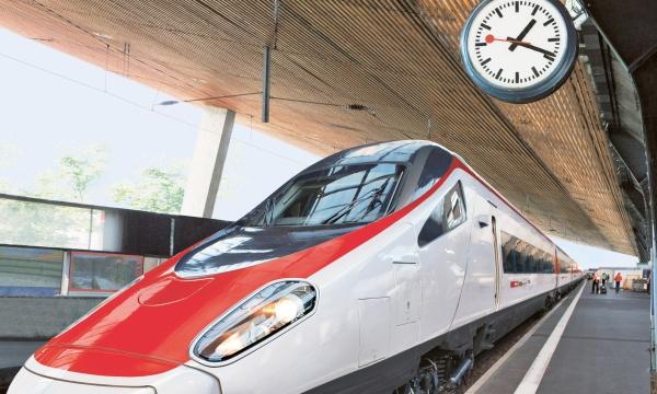 Treno Milano Svizzera