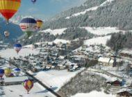 Château-d'Oex: Festival Internazionale delle mongolfiere