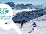 Grandi offerte sulla neve per un inverno magico in Svizzera