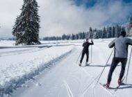 Escursioni invernali, ciaspole, sci di fondo e slittino