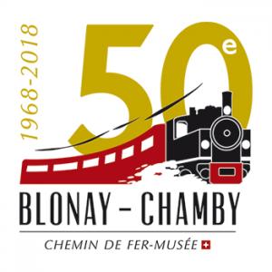 50 anni - museo ferroviario Blonay-Chamby