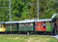 Il Museo Ferroviario Blonay-Chamby