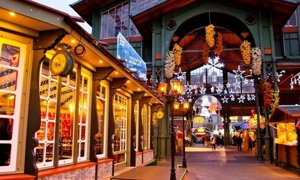 Mercatini di Natale di Montreux Svizzera