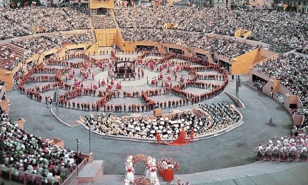 Festa dei Vignaioli 1955