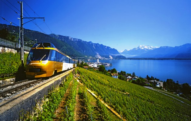 GoldenPass Panoramic Montreux