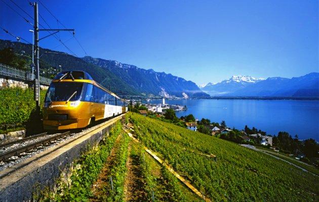 GoldenPass Panoramic Montreux
