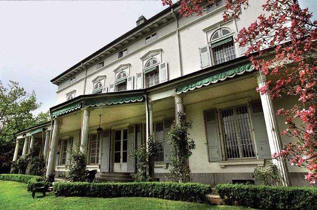 Vevey Casa Chaplin
