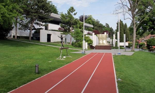 Parco del Museo Olimpico di Losanna