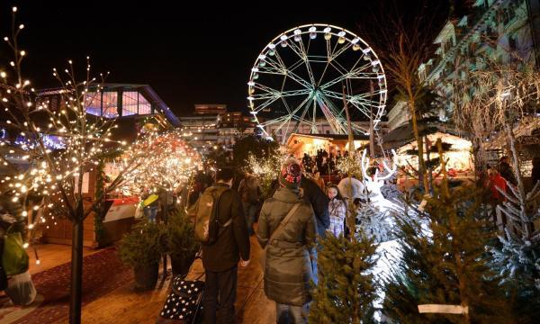 Mercatini di Natale di Montreux
