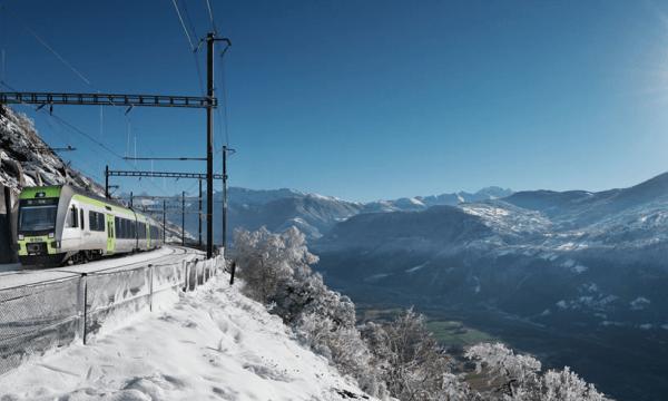 Treno Verde delle Alpi
