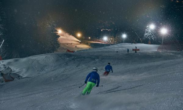 Sci notturno Vaud