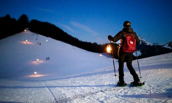 Cammino delle lanterne Vaud