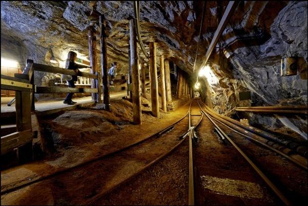 Miniere di Sale di Bex
