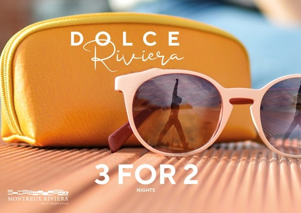 Dolce Riviera 3x2 Montreux