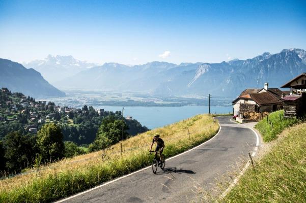 Bici Alpi Vaud
