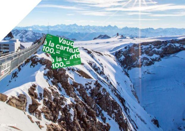 Promo Vaud 100 CHF