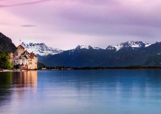 Castello Chillon Montreux
